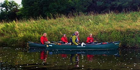 Accessible Canoeing tickets
