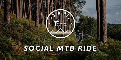 Social MTB Ride - Chicksands Bikepark