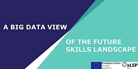 A Big Data View of Cherwell District Council's Skills Landscape tickets