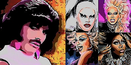 Paint Your Favorite Drag Queen - Pride Month Paint and Sip tickets
