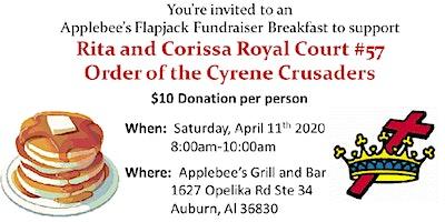 Cyrene Crusaders Flapjack Breakfast Fundraiser