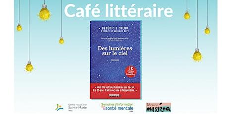 Café littéraire : Santé mentale & discriminations  billets