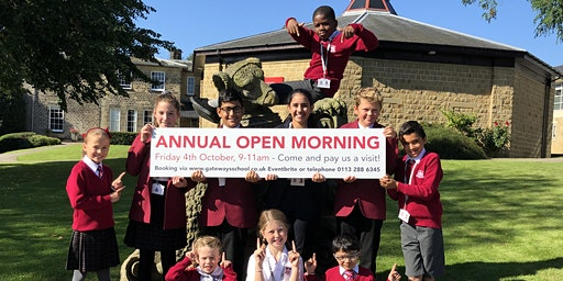 Gateways School Open Morning 2020