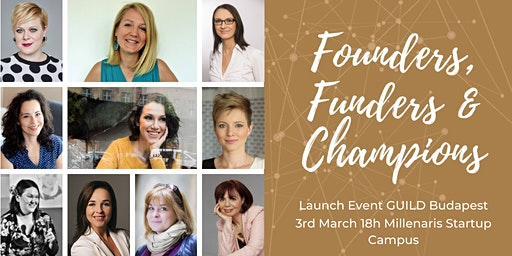 Founders, Funders & Champions