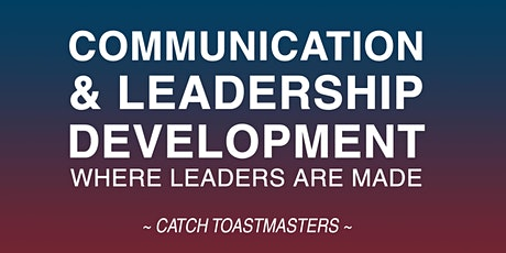 Practical Public Speaking & Leadership Development - WHERE LEADERS ARE MADE tickets