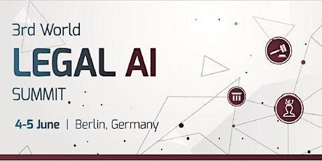 3rd Legal AI Summit tickets