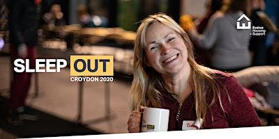 Evolve Sleep Out 2020, sponsored by Croydon BID
