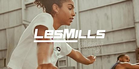 Les Mills Day Valencia Febrero 2020 entradas