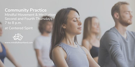 Mindful Movement & Meditation tickets