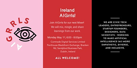 AIGrrls: AI and Cultural Intelligence tickets