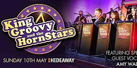Sunday Lunch - King Groovy & The Hornstars tickets