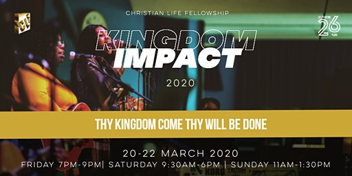 CLF Anniversary Services 'Kingdom IMPACT'