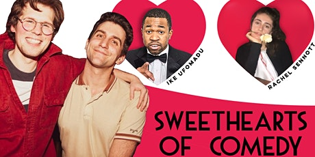 Sweethearts of Comedy Hosted by Drew Anderson and Tim Platt tickets