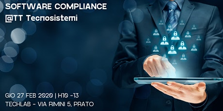 **VIRTUAL CONFERENCE** SOFTWARE COMPLIANCE | TT TECNOSISTEMI - COLIN biglietti