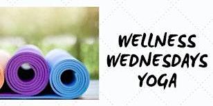 Wellness Wednesday Gentle Yoga