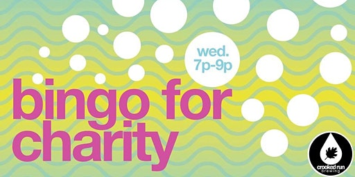 Bingo for Charity at Crooked Run Brewery in Sterling