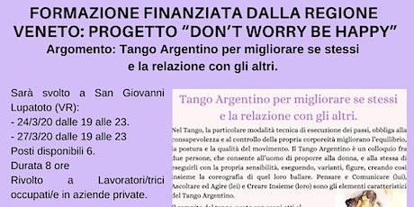 Formazione Gratuita: You can learn from disaster can never forget biglietti