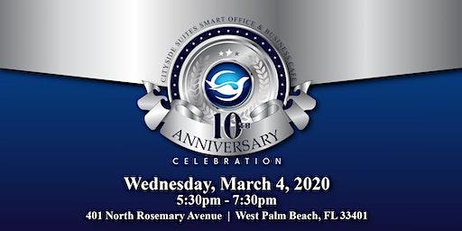 Cityside Suites 10th Anniversary Celebration