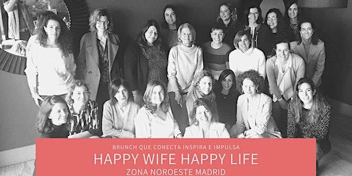 BRUNCH Happy Wife Happy Life