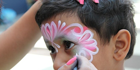 Facepainting tickets