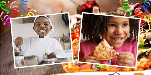 Little Chef's Creation - Pizza Making & Book Signing Event