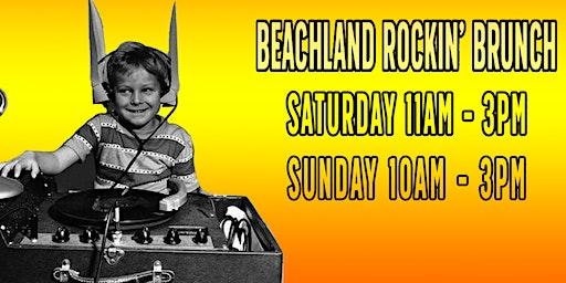 Beachland Rockin' Brunch with DJ Melanie Saves & DJ MuGG H00ks