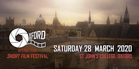 Oxford International Short Film Festival tickets