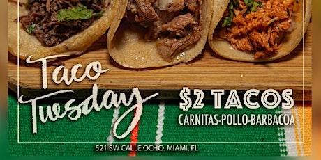 Taquerias El Mexicano - Taco Tuesday! tickets