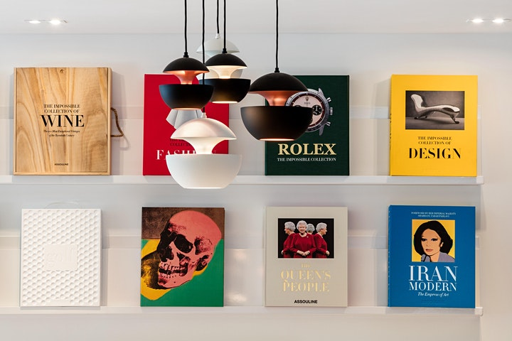 A Tribute to Chanel: An Evening at The Library curated by Assouline image