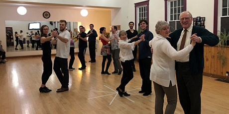 FREE INTRO TO DANCE WORKSHOP - Bachata and Waltz tickets