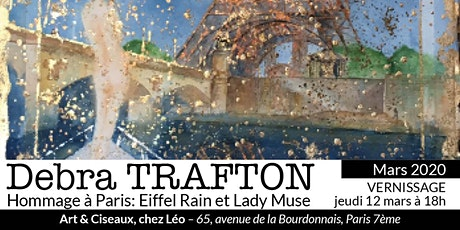 MG Paris : Art & Ciseaux #1 : Debra Trafton, A journey into Color billets
