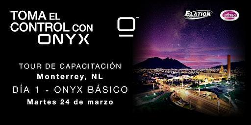 Capacitación Día 1 - ONYX Básico