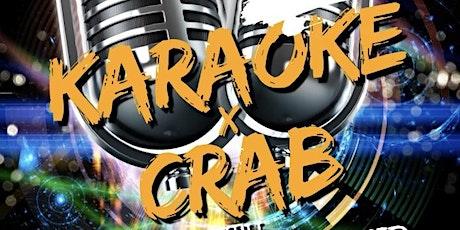 Karaoke and Crab Legs tickets