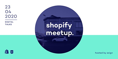 Shopify meetup tickets