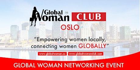 GLOBAL WOMAN CLUB OSLO: BUSINESS NETWORKING BREAKFAST - MARCH tickets