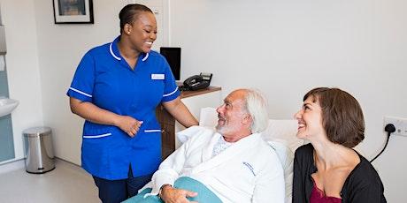 Nursing Open Day: Hospital of St John & St Elizabeth and St John's Hospice tickets