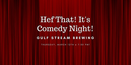 Hef That! It's Comedy Night! tickets