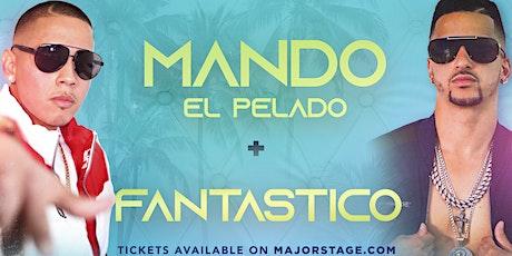 MajorStage Presents: Mando El Pelado + Fantastico Live @ The Delancey (Late)  tickets