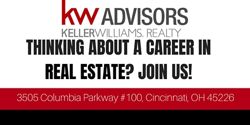 Real Estate Career Exploration - Keller Williams Advisors Day Session