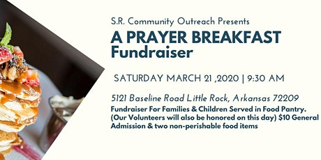 Prayer Breakfast- S.R. Chambers Outreach tickets