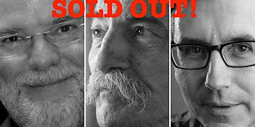 SOLD OUT Larry Groce, Mike Morningstar & Todd Burge