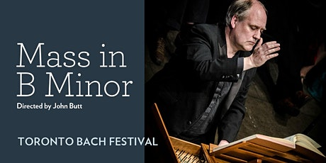 Bach's Mass in B Minor tickets