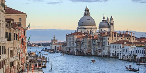 ITALIAN REGIONAL DINNERS AT LUCA:  The Venetian Kitchen