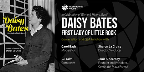 "In Celebration of Women's Month - ""Daisy Bates: First Lady of Little Rock"" tickets"