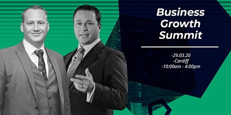 Business Growth Summit - Cardiff tickets