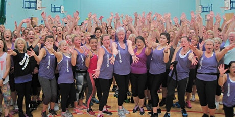 Jazzercise For Charity 2020 tickets