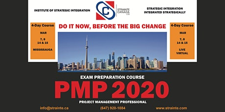 PMP Exam Preparation - Do it before the big change! tickets