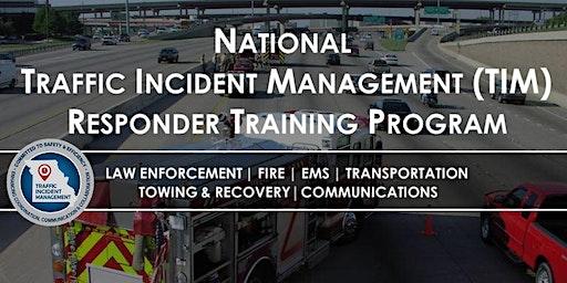 Traffic Incident Management - Renick, MO - Responder Training Program