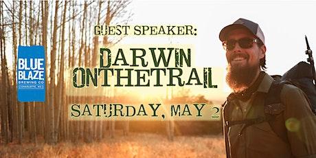Guest Speaker: Darwin Onthetrail tickets