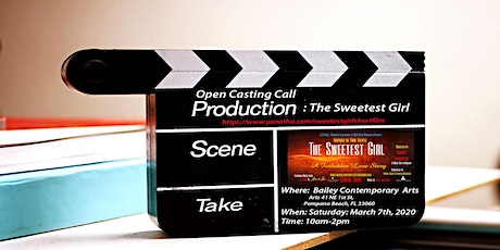 Open Casting Call for The Sweetest Girl tickets